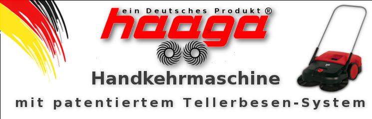 Haaga Kehrmaschine
