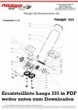 Ersatzteile Haaga 355